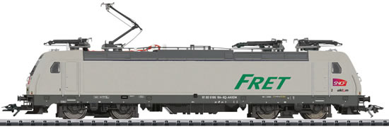 Trix 22165 - French Electric Locomotive Class E 186 of the SNCF