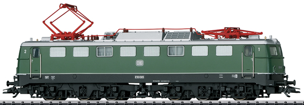 Trix 22177 - German Electric Locomotive Class E 50 of the DB (DCC Sound Decoder)