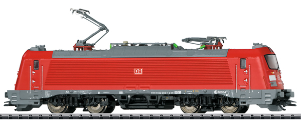 Trix 22195 - German Electric Locomotive BR 102 of the DB AG (DCC Sound Decoder)