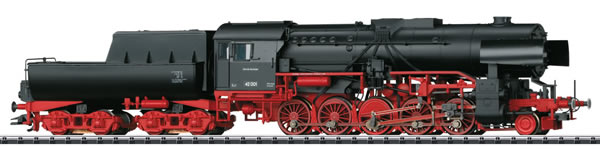 Trix 22228 - German Heavy Steam Freight Locomotive BR 42 w/Tub-Style Tender of the DR
