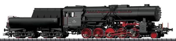 Trix 22229 - Austria Heavy Steam Freight Locomotive class 42 of the ÖBB