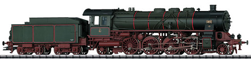 Trix 22238 - German Steam Locomotive Class P10 of the DRG (DCC Sound Decoder)