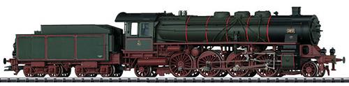Trix 22238 - German Steam Locomotive Class P10 of the DRG (DCC Sound Decoder)