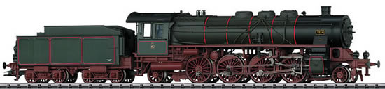 Trix 22239 - German Steam Locomotive version of the Prussian Class P10 of the DRG (DCC Sound Decoder)