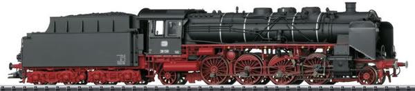 Trix 22240 - German Passenger Steam Locomotive BR 39 of the DB (DCC Sound Decoder)