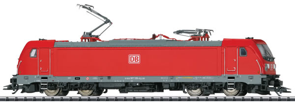 Trix 22278 - German Electric Locomotive BR 187 of the DB AG (DCC Sound Decoder)