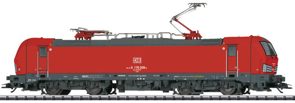 Trix 22283 - German Electric Locomotive Class 170 DB Schenker Rail of the DB (DCC Sound Decoder)