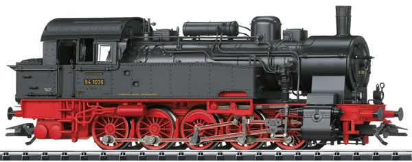 Trix 22292 - German Steam Tank Locomotive BR 94.5 of the DRG (DCC Sound Decoder)