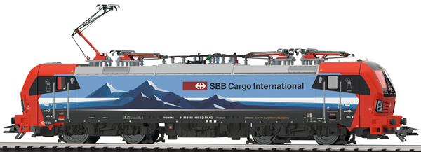 Trix 22296 -  Swiss Electric Locomotive Cargo Int. Class 193 of the SBB