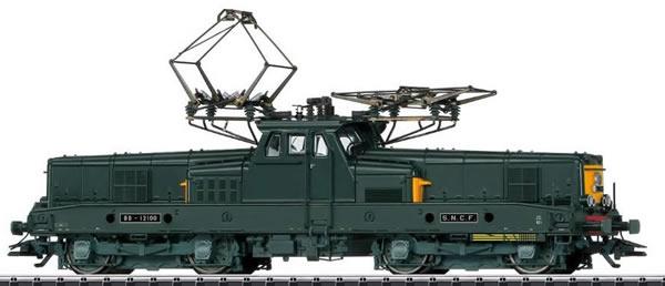 Trix 22327 - French Electric Locomotive cl BB 12000 Bügeleisen of the SNCF (DCC Sound Decoder)