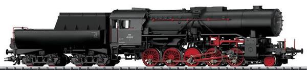 Trix 22345 - Austrian Heavy Steam Freight Locomotive cl 42 of the ÖBB (DCC Sound Decoder)