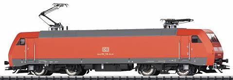 Trix 22398 - DB AG cl 152 Electric Locomotive