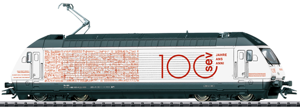 Trix 22412 - Swiss Electric Locomotive Class Re 460 100 Anniv. of SEV of the SBB