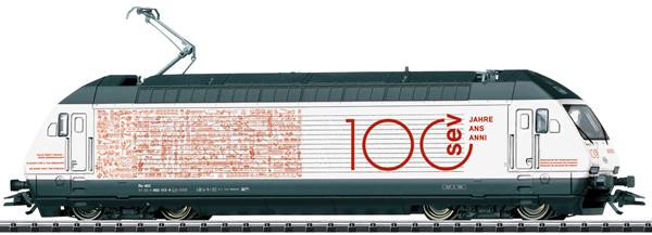 Trix 22412 - Swiss Electric Locomotive Class Re 460 100 Anniv. of SEV of the SBB