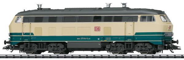 Trix 22417 - German Diesel Locomotive BR 217 of the DB AG (DCC Sound Decoder)