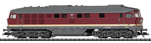 Trix 22428 - German Diesel Locomotive Class 132 Ludmilla of the DR (DCC Sound Decoder)