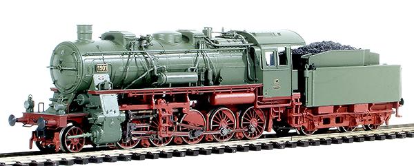 Trix 22458 - German Steam Locomotive R. G12 of the W.St.E.