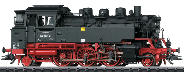Trix 22649 - German Steam Locomotive Class 64 of the DR