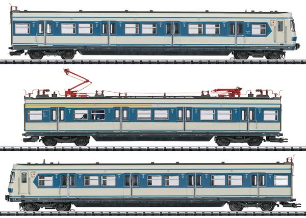 Trix 22655 - German Powered Rail Car Train Class 420 S-Bahn of the DB