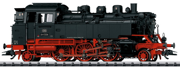 Trix 22658 - German Steam Locomotive Class 64 of the DB