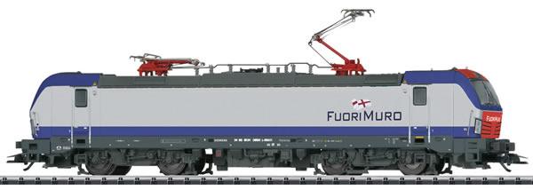 Trix 22668 - Italian Electric Locomotive Class 191 Fuori Muro (DCC Sound Decoder)