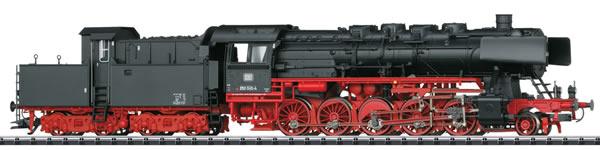 Trix 22786 - German Steam Freight Locomotive BR 050 w/Cabin Tender of the DB (DCC Sound Decoder)