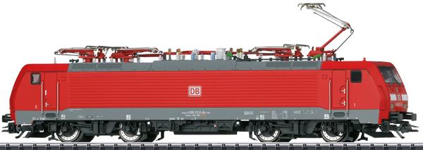 Trix 22800 - German Electric Locomotive Class 189 of the DB AG (DCC Sound Decoder)