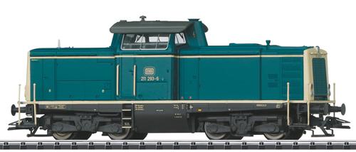 Trix 22822 - German Diesel Locomotive BR 211 of the DB, Sound