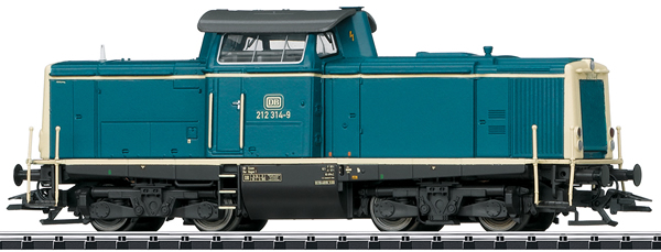 Trix 22827 - German Diesel Locomotive Class 212 of the DB