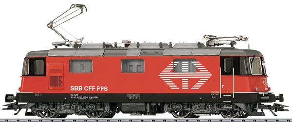 Trix 22849 - Swiss Electric Locomotive Re 420, LION of the SBB