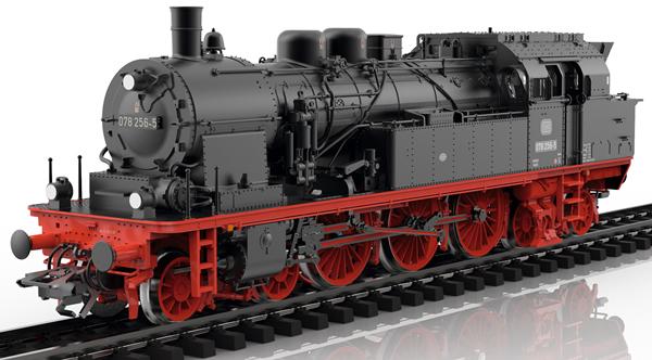 Trix 22875 - German Steam Locomotive BR 078 of the DB