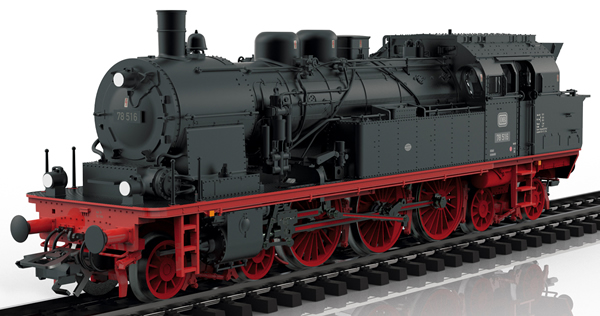 Trix 22876 - German Steam Locomotive BR 78 of the DB