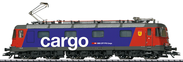 Trix 22883 - Swiss Electric Locomotive cl Re 620 of the SBB
