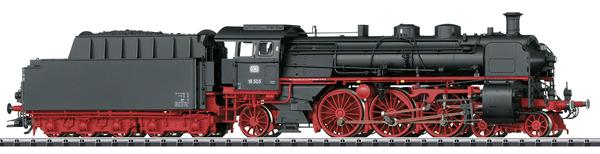 Trix 22884 - German High-speed Steam Locomotive BR 18 505 of the DB (DCC Sound Decoder)