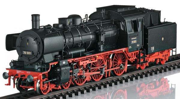 Trix 22890 - German Steam Locomotive BR 78.10 of the DB