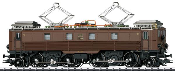 Trix 22899 - Swiss Electric Locomotive Series Be 4/6 of the SBB