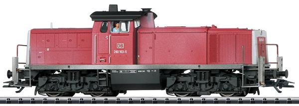 Trix 22902 - German Diesel Locomotive Class 290 of the DB AG