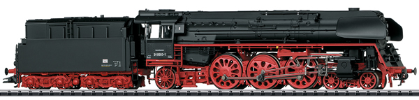 Trix 22909 - German Steam Locomotive with Oil Tender Class 01.5 of the DR
