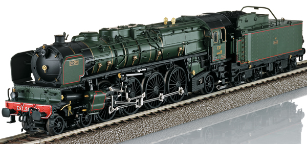Trix 22913 - French Express Train Steam Locomotive EST Class 13 (Sound)