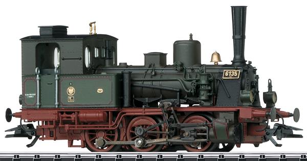 Trix 22914 - German Steam Locomotive T3 of the KPEV