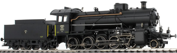 Trix 22925 - Swiss Steam Locomotive Class C 5/6 Elephant of the SBB