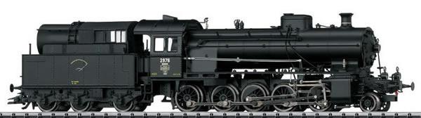 Trix 22926 - Swiss Steam Locomotive class C 5/6 Elephant of the SBB (DCC Sound Decoder)