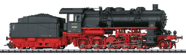 Trix 22937 - German Freight Steam Locomotive BR 58.10-21 of the DRG (DCC Sound Decoder)