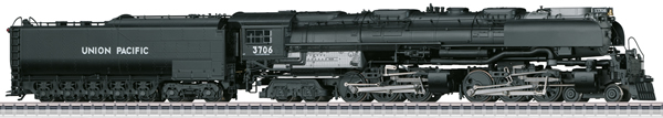 Trix 22939 - American Freight Steam Locomotive Challenger with an Oil Tender of the UP (DCC Sound Decoder)