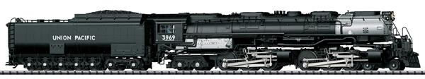 Trix 22940 - USA Steam Locomotive Class 3900 of the UP (DCC Sound Decoder)