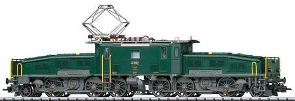 Trix 22967 - Swiss Electric Locomotive Ce 6/8 II Crocodile of the SBB (DCC Sound Decoder) 2018 Insider Club
