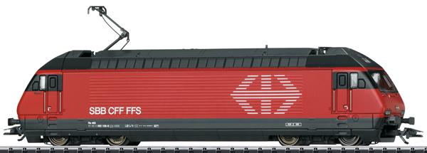 Trix 22969 - Swiss Electric Locomotiveomotive Re 460 of the SBB