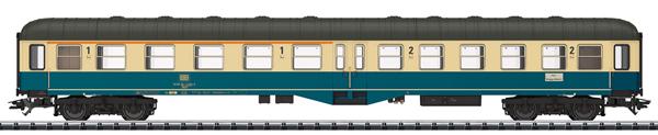 Trix 23125 - DB Type ABylb 411 Passenger Car, 1st/2nd Class, Era IV