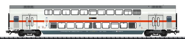 Trix 23248 - DB AG IC2 Bi-Level Intermediate Car, 1st Class
