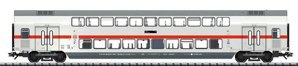 Trix 23249 - DB AG IC2 Bi-Level Intermediate Car, 2nd Class